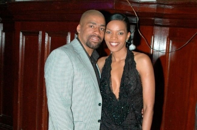 Watch- Connie Ferguson shares throwback clip with late husband Shona