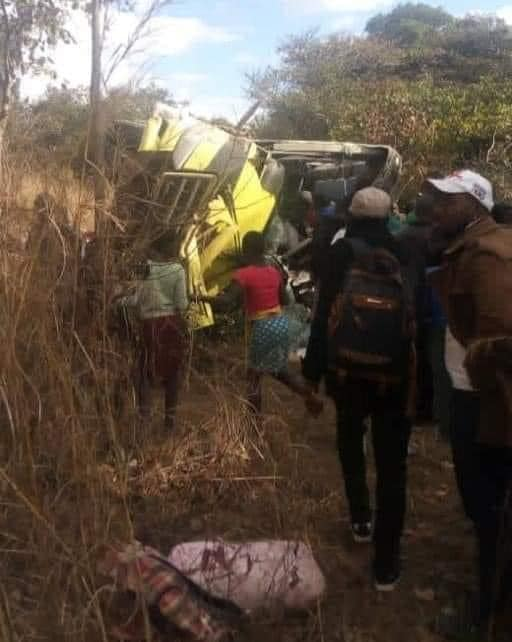 Nakonde bus accident claim 6 – Names of the deceased revealed