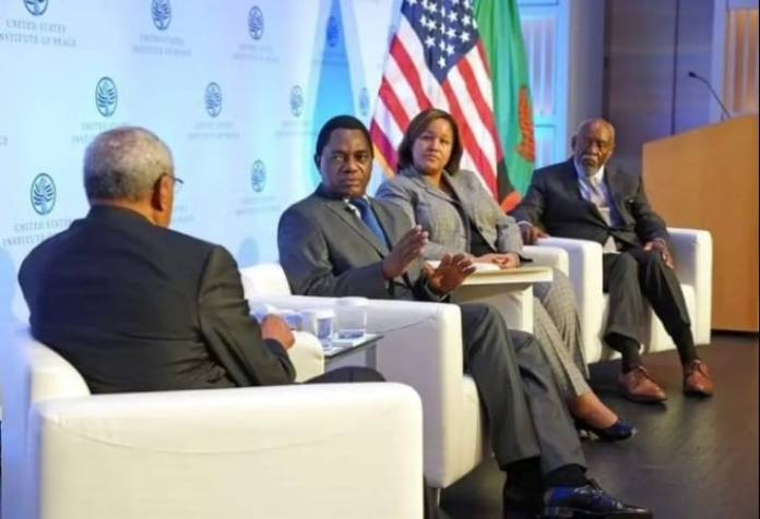 US govt announces $18 million funding for Zambia