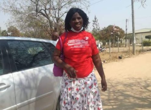 Pheluna Hatembo Makes Public Appearance After Months In Hiding