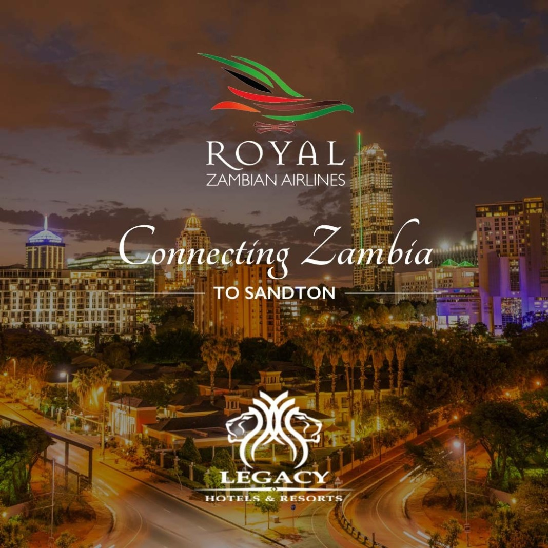 Royal Zambian Airlines and Legacy Hotels