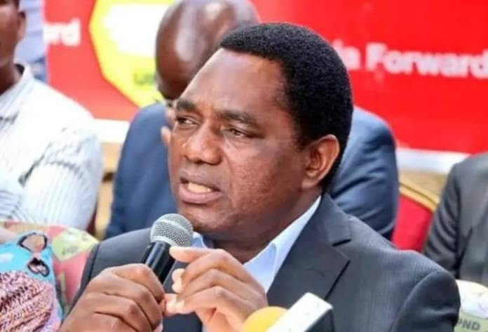President HH directs police to deal with unruly UPND cadres