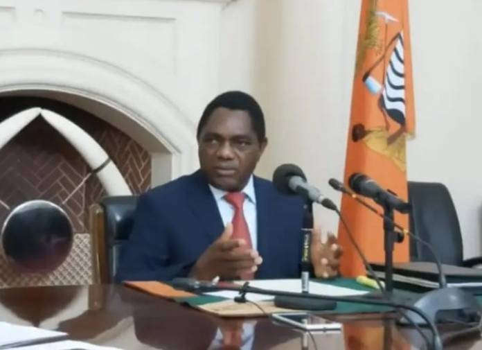 President Hichilema: Bursaries are only for the vulnerable with good results