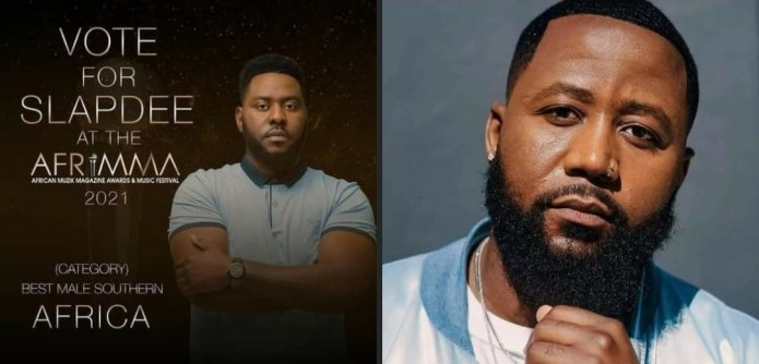 This is just business – Zambians tell Slap Dee as they opt for SA's Cassper Nyovest