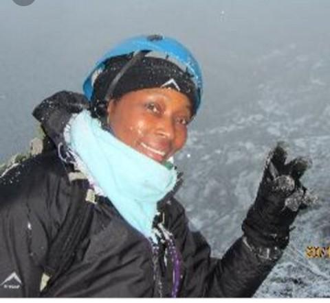 Zambian-born Saray Khumalo climbs highest point on the planet | Zambian Eye