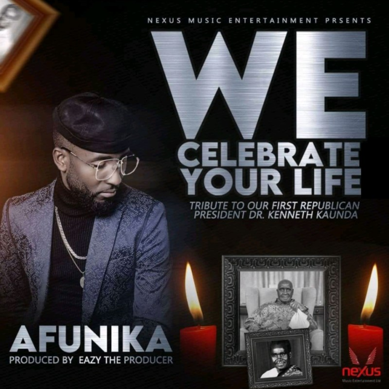 "Afunika - ""We Celebrate Your Life"" (KK Tribute Song)"
