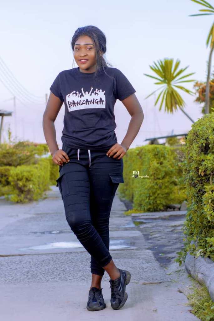 Violet Beauty Kundananji melanin beauty