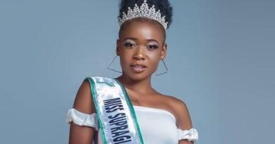 2 times Kettrinah Flaunts Miss SupraGlobal Zambia Crown Goals