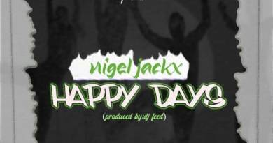 """Nigel Jackx - """"Happy Days"""""""