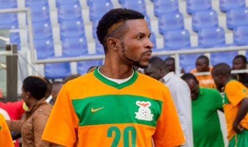 Injury prematurely ends Nyambe Mulenga's career