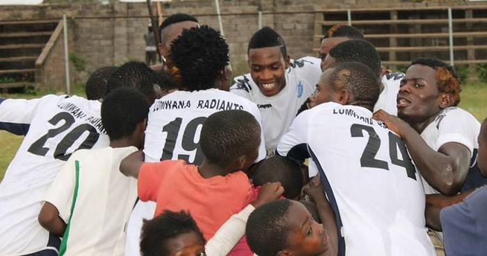 Lumwana Radiants in historic promotion to super division | ZamFoot