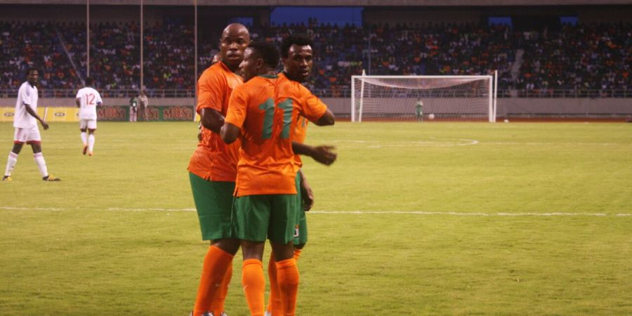 The Zambia National Team Will Be Up For A Busy Schedule