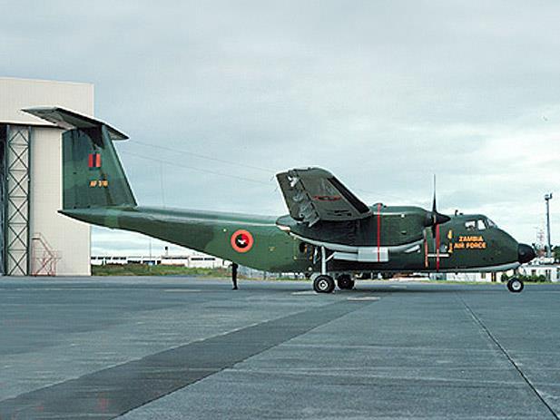 The ZAF Buffalo Plane