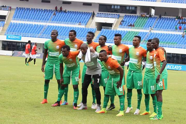 Zesco condemn Nakambala to division one as they go second