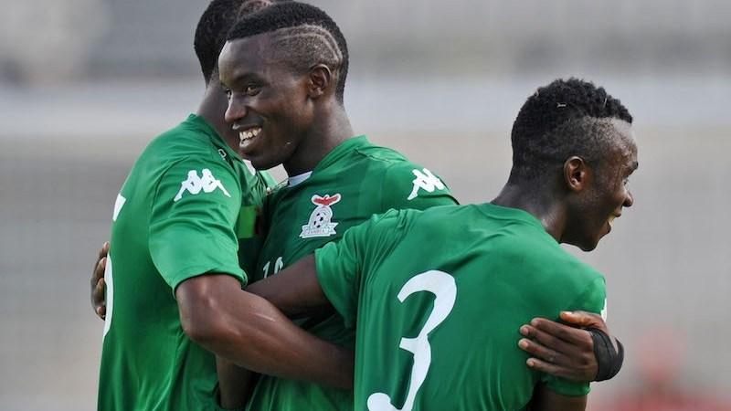 Zambia U20 Striker Fashion Sakala Is Impressing On His