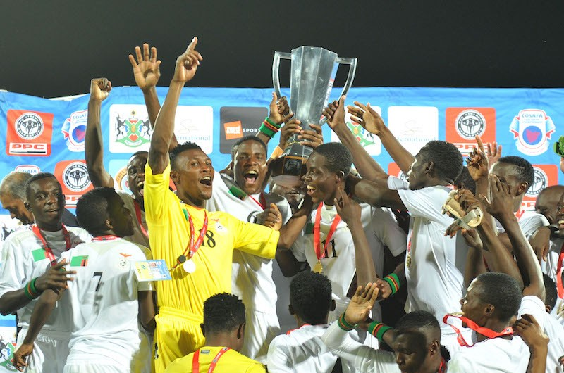Zambia U20 clinch friendlies with Barca, Athletico and Real Madrid