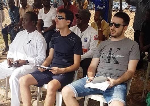 Euro Agents, Scouts trek to Zambia for U20 AFCON