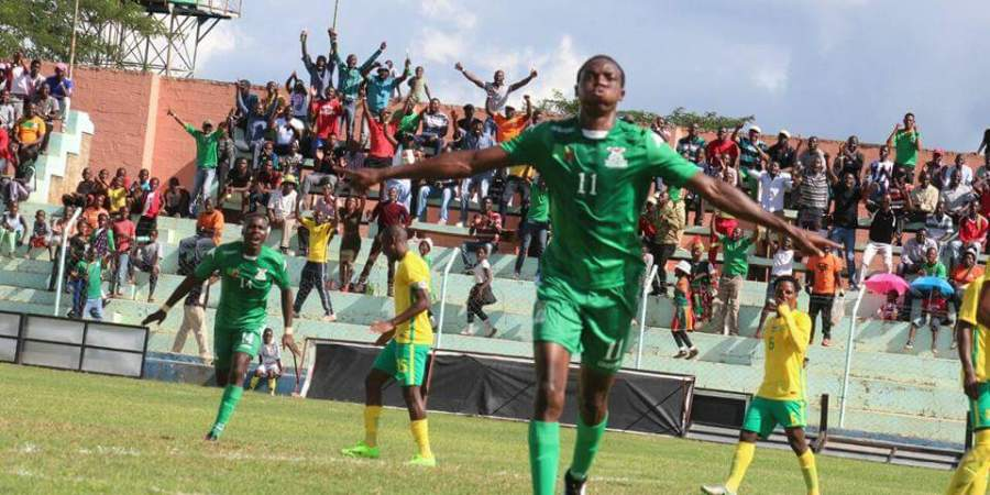 The Zambia U20 National Team Continued Their Build Up For