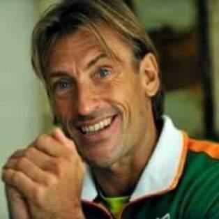 Herve Renard Bafana Bafana