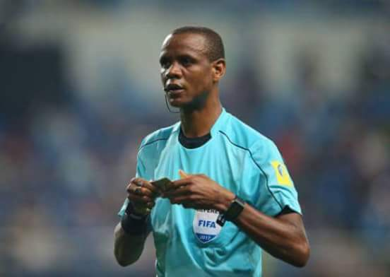 Jan Sikazwe to represent Zambia in Russia
