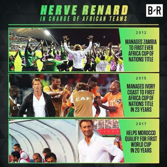 Renard Zambia Bafana