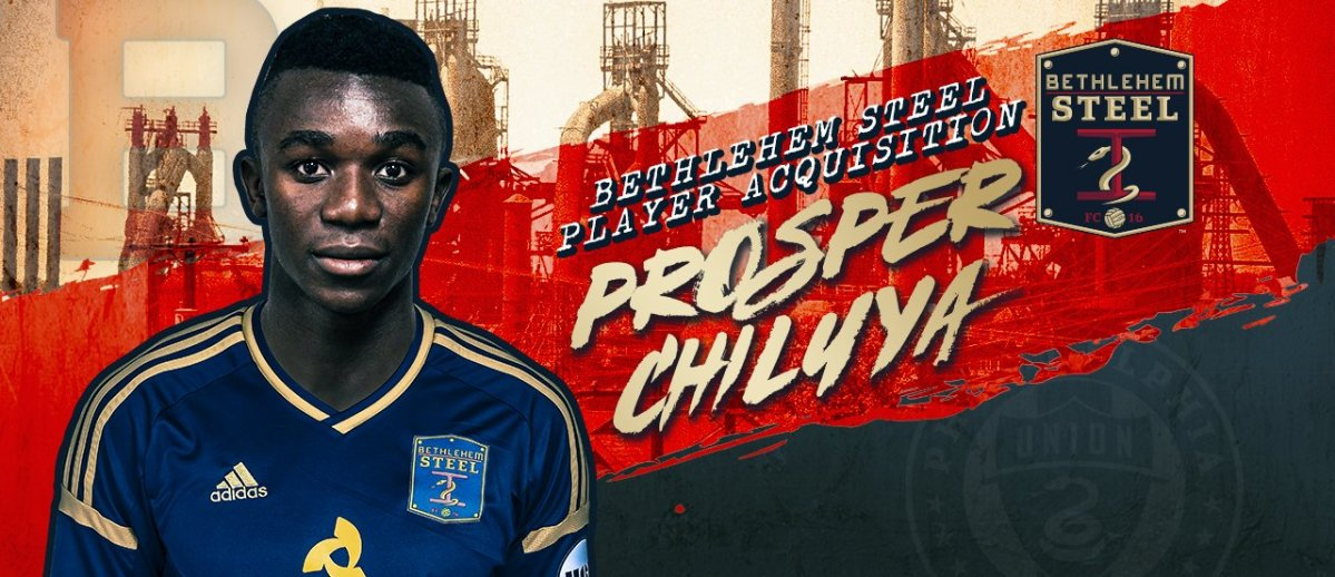 Chiluya moves to United States of America