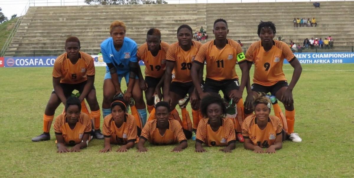 Zambia 3 - 0 Mozambique (Cosafa Women Championship - As it happened)