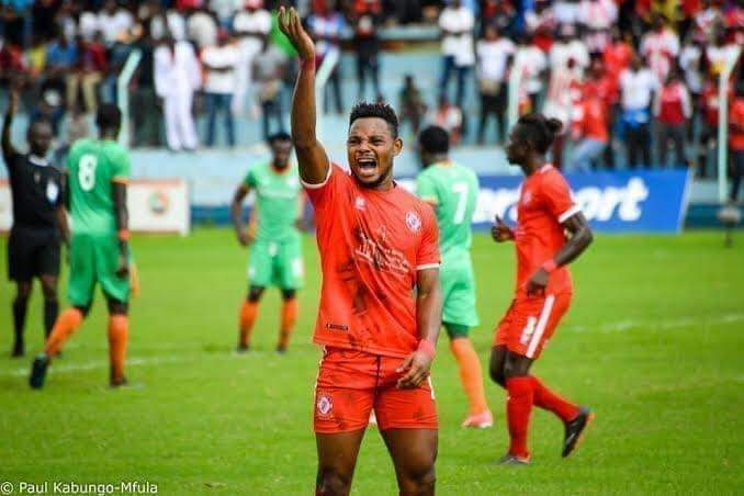 Mbombo Mbombo Mbombo : Will he haunt Zesco and Nkana?