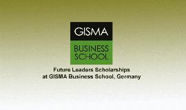 future leaders scholarships
