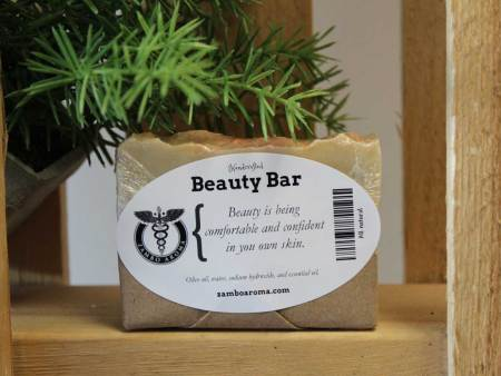 beauty bar soap