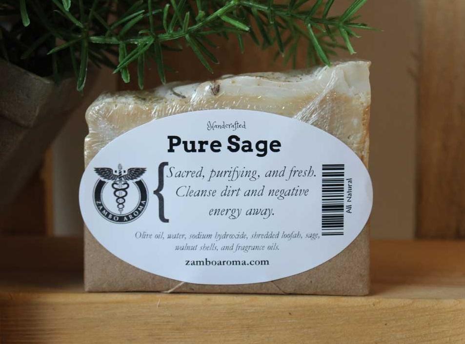 Pure Sage - Zambo Aroma