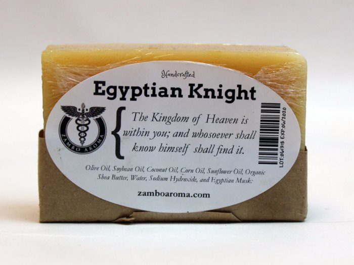 egyptian knight