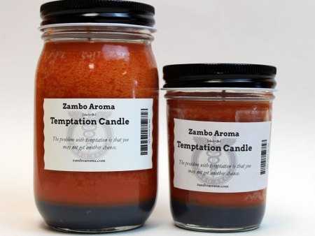temptation candle