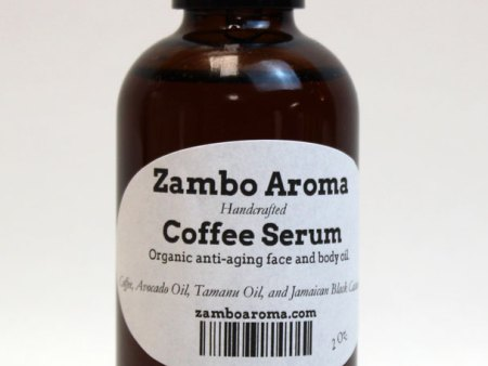 coffee serum