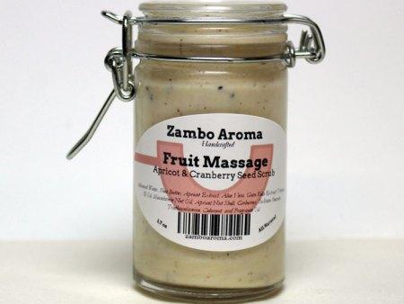 fruit massage