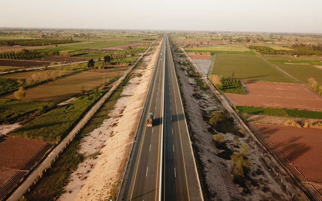 role of NHA in cpec projects in Pakistan