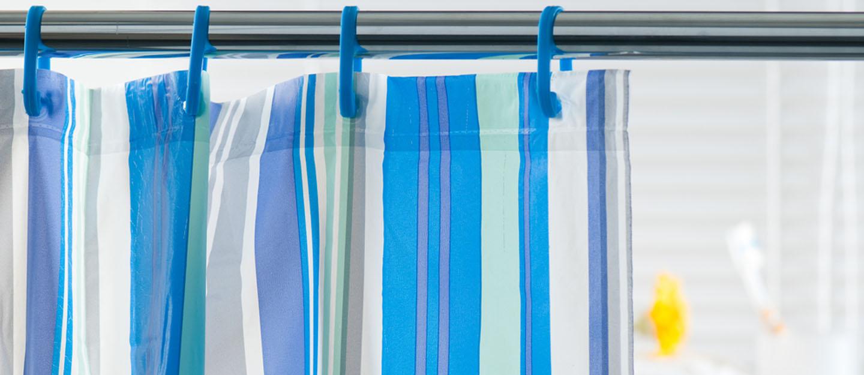 shower curtain sizes standard