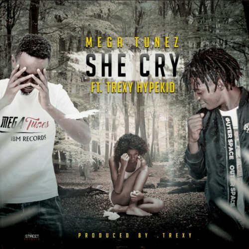 DOWNLOAD AUDIO: Mega Tunez – 'She Cry' Feat  Trexy Hypekid