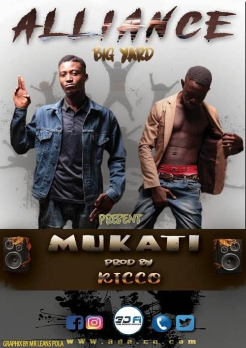 """DOWNLOAD AUDIO: Alliance – """"Mukati"""" (Prod  by Ricore)   ZamEntBase"""
