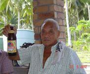 Uncle Amoa (Eki) - Peter & Paul's father 2012