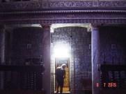 Evora Convent - tilework