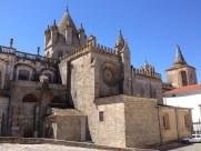 Evora Portugal - cathedral