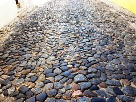 Evora Portugal - paths
