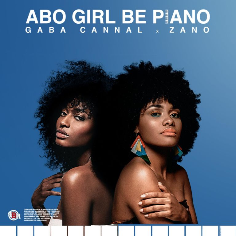 Gaba Cannal – Abo Girl BePiano (Main Mix) ft. Zano