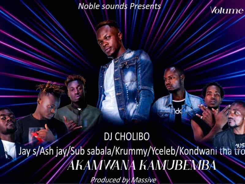 Dj Cholibo x Jay S x Ash Jay x Sub Sabala x Kondwani x Yceleb -408empire- x Krummy -Ah Iwe-  (Prod by Massive Noble )