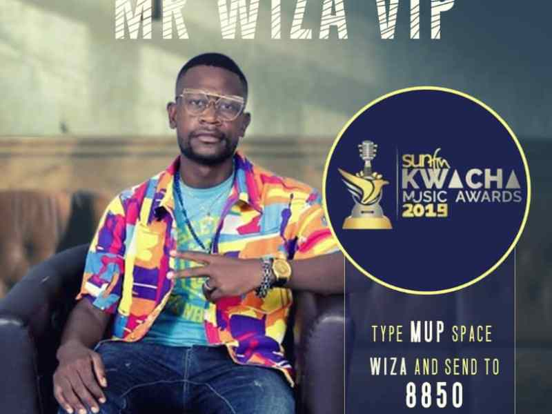 Vote for Wiza. A.K.A Mr VIP-Best Musician Muchinga Province