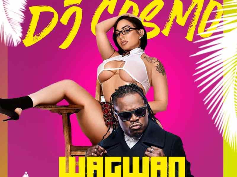 Dj Cosmo Wagwan (Produced By ShinkoBeats)