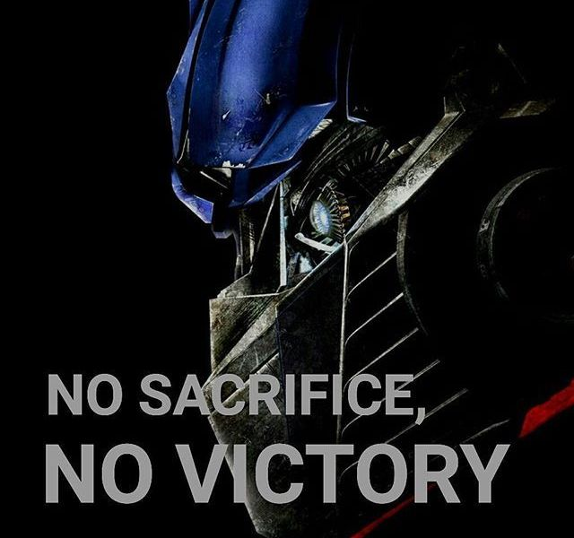 Kekero No Sacrifice No Victory