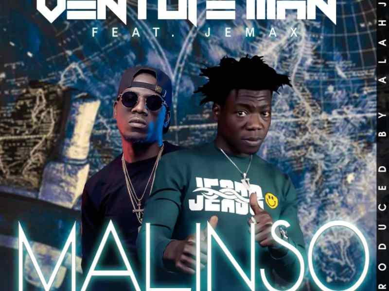 Venture Man Feat. Jemax-Malinso(Prod By Alahji)