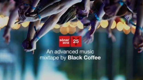 Black Coffee, Sónar 25: An advanced music mixtape by Black Coffee, Sónar 25, Sónar 25: An advanced music mixtape, download ,zip, zippyshare, fakaza, EP, datafilehost, album, Afro House 2018, Afro House Mix, Afro House Music, House Music